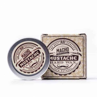 """Cera para Bigote """"Macho Beard Company Hard Wax"""" (15ml)_MBC-HARDWAX"""