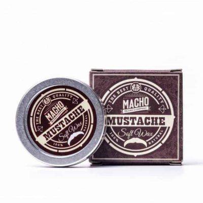 "Cera para Bigote ""Macho Beard Company Soft Wax"" (15ml)_MBC-SOFTWAX"