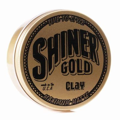 Pomada-pelo-Shiner Gold-Clay-(113gr)