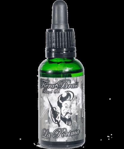 Aceite para barba La Pócima Fiera Brass