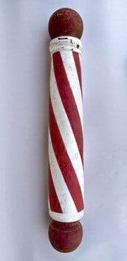 Barra Barbero Barber Pole
