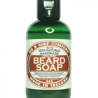 Champú para barba Dr K Beard Shoap Coolmint